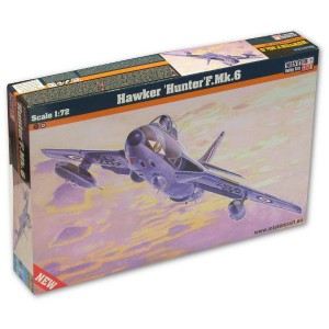 40109 Mastercraft - Hawker Hunter F Mk.6 1:72