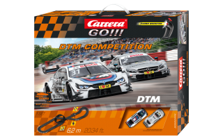 62449 Carrera GO!!! - DTM Competition