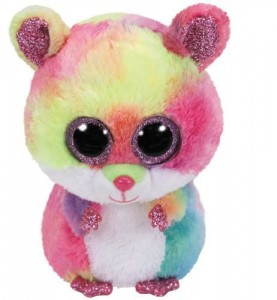 36416 Beanie Boos RODNEY - multicolor hamster