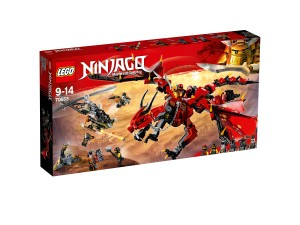 70653 LEGO® NINJAGO® - Firstbourne