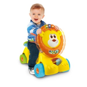 0855 Smily Play - Mini skuter Lew 3 w 1