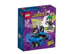 76093 LEGO® Marvel Super Heroes - Nightwing™ vs. The Joker™