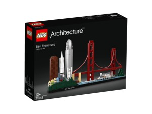 21043 LEGO® Architecture - San Francisco