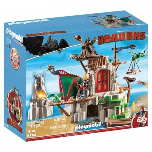 9243 PLAYMOBIL Dragons - Wyspa Berk