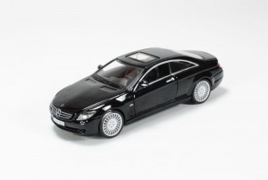 18-43000 BBURAGO - Mercedes-Benz CL 550 1:32