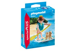 9354 PLAYMOBIL - Stand Up Paddling