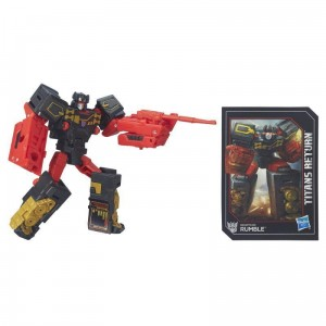 c Hasbro Transformers - Rumble