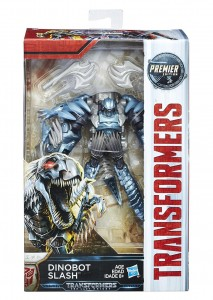 C1323 Hasbro Transformers Premier Edition - Dinobot Slash