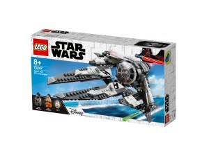 75242 LEGO® Star Wars - TIE Interceptor Czarny As