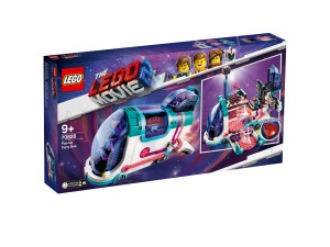 70828 THE LEGO® MOVIE 2™ - Autobus imprezowy
