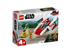75247 LEGO® Star Wars - Myśliwiec A-Wing Rebelii