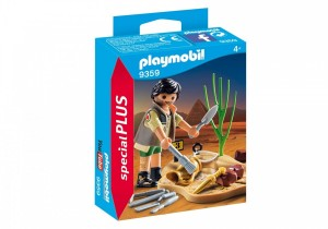 9359 PLAYMOBIL - Archeolog