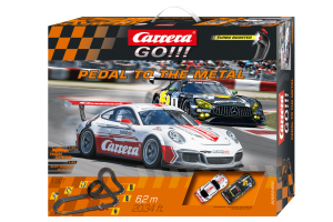 62460 Carrera GO!!! - Pedal to the Metal