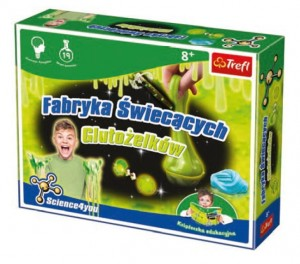60885 Trefl Science 4 You - Fabryka Glutożelków Glow - Large