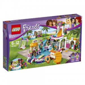 41313 LEGO Friends - Basen w Heartlake