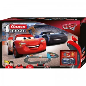 63021 Carrera First - Disney Pixar Cars