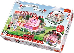 20098 Trefl Magic Playset - Sklep Myszki Minnie