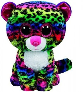 37189 Beanie Boos DOTTY - multicolor leopard