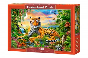 C-103300 Castorland - King of the Jungle 1000 el.
