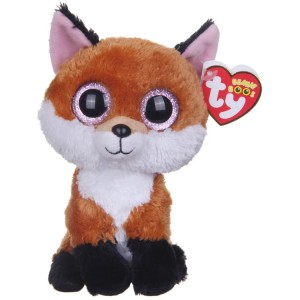 37042 Beanie Boos SLICK - brown Fox