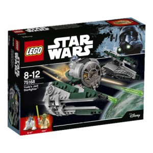 75168 LEGO Star Wars - Jedi Starfighter Yody
