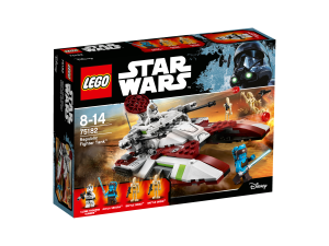 75182 LEGO® Star Wars - Czołg bojowy Republiki