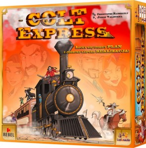 76399 Rebel - Colt Express