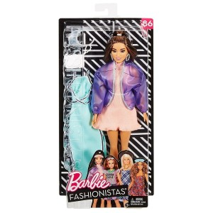 FJF71 Barbie Fashionistas - Sweet & Sporty