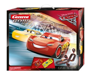 62419 Carrera GO!!! Disney / Pixar Cars 3 - Fast Friends