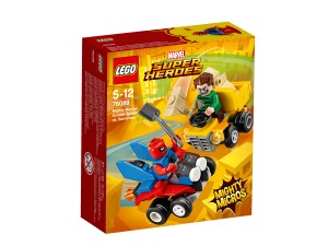 76089 LEGO® Marvel Super Heroes - Spider-Man vs. Sandman
