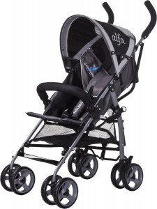 0575 Caretero Alfa - black