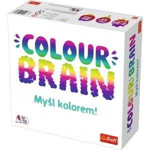 01668 Trefl - Colour Brain. Myśl kolorem!
