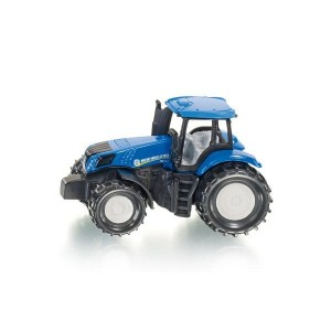 1012 Siku - New Holland T 8.390 8 cm