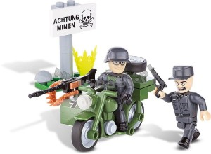 2149 Cobi Small Army -  1942 BMW R75