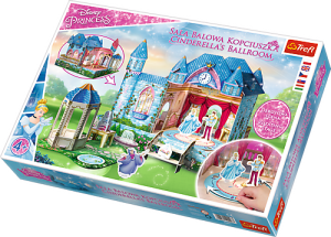 20097 Trefl Magic Playset - Sala Balowa Kopciuszka