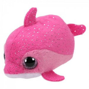 42314 Teeny Tys FLOATER - pink dolphin