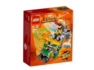 76091 LEGO® Marvel Super Heroes - Thor vs. Loki
