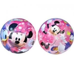 60426 Trefl - Piłka Minnie Mouse 230 mm
