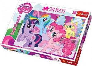 14182 Trefl 24 Maxi - My Little Pony 24 el.