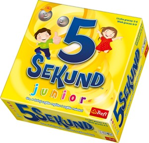 01138 Trefl - 5 Sekund Junior